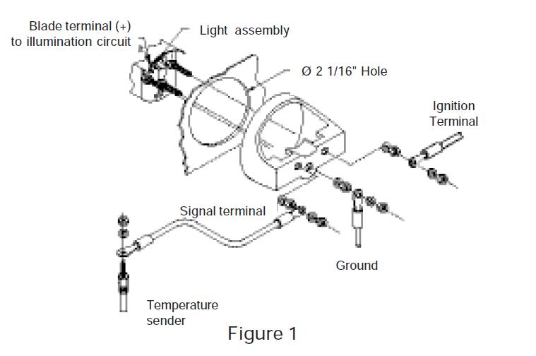 Auto Meter Trans Temp Wiring A Volt Meter Wiring Wiring