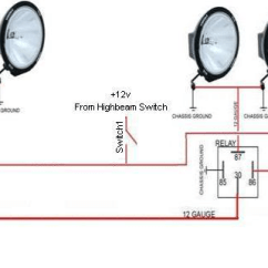 Wiring Diagram For Relay Spotlights Electrical Symbols Pdf How To Wire Off Road Lights? - Jeep Cherokee Forum