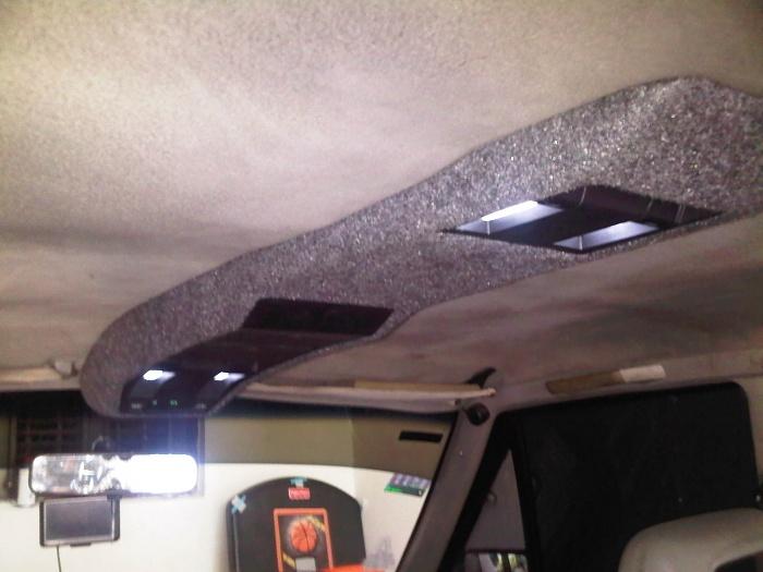 Overhead Console Transplant Jeep Cherokee Forum