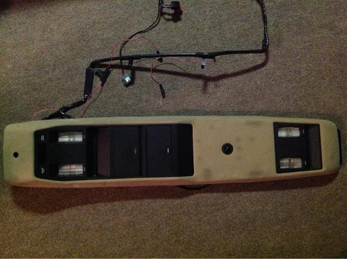jeep xj console wiring