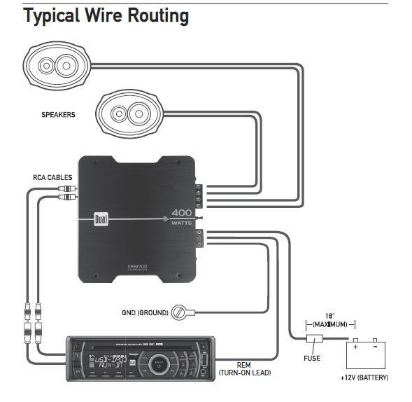 Jeep Mander Radio Wiring Diagram On Car Speaker Amp Wiring Diagram 3