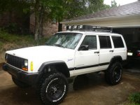 Jeep Cherokee Safari Roof Rack | Car Interior Design