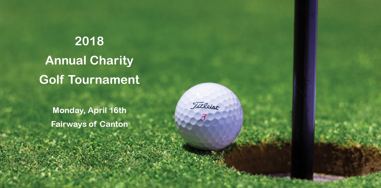 2018 Annual Charity Golf Tournament