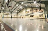 Wellness Center Basketball Courts
