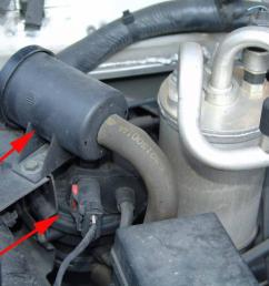 i thought this was an egr valve but apparently i don t have one please educate me on what this is also the second image is where it connects to the  [ 1044 x 783 Pixel ]