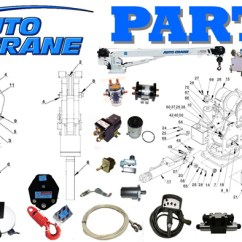 Crane Parts Diagram 1990 Ford F150 Wiper Motor Wiring Your Source For Oem Auto Cherokee Truck Equipment Llc Look Up
