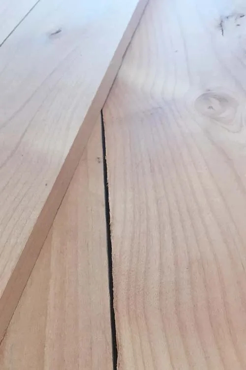 Knotty Alder Lumber Cherokee Wood Products   Knotty Alder Stair Treads   Hardwood Lumber   Handrail   Railing   Butcher Block   Lumber