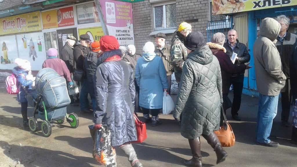 В Череповце хотят закрыть торговую точку колхоза «Мяксинскй»