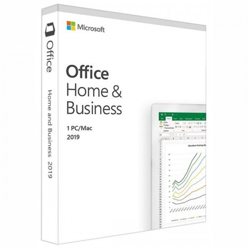 Microsoft Office 2019 Home and Business for Windows 10 or