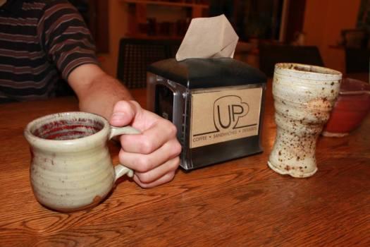 Up Cafe Pottery