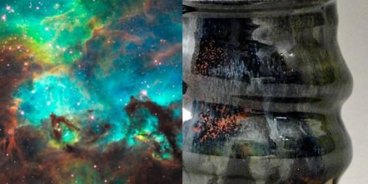 header for mailchimp, 2014, cosmic mugs template