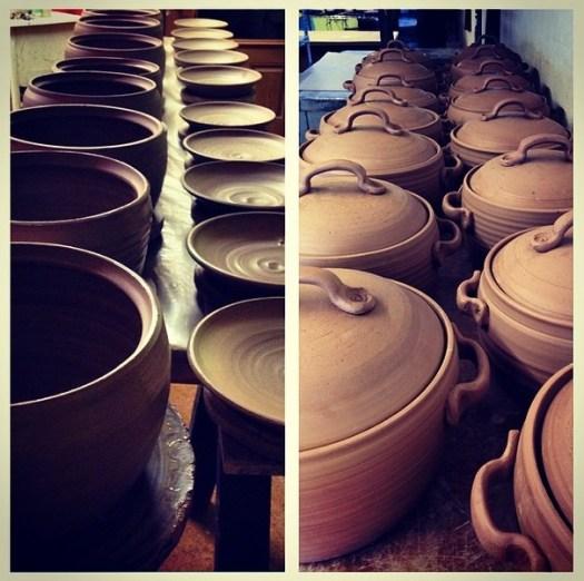 Bakeware, Handmade Stoneware Bakers, Joel Cherrico, Prairie Fire Pottery