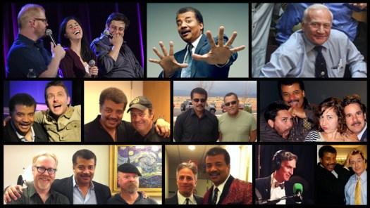 StarTalk collage