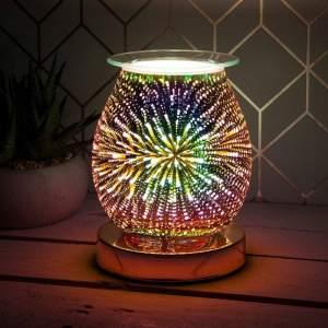 aroma lamp 3D