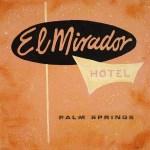 El Mirador 16x16, Acrylic and Mixed Media on Panel (2003) by Cherry Capri