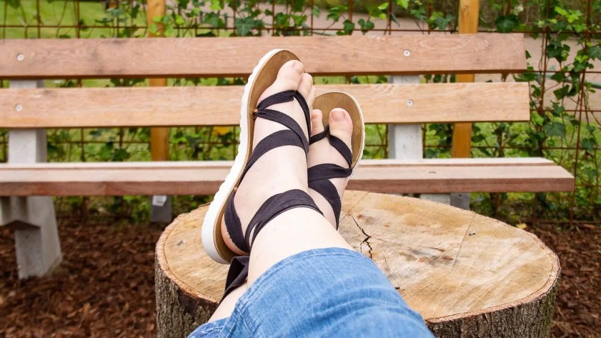Mijn Rarámuri Chalco sandalen