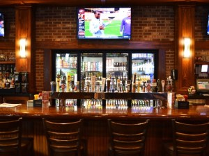 Full service bar in our Sioux Falls restaurant