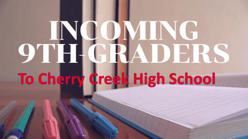 small resolution of Cherry Creek High School / Homepage