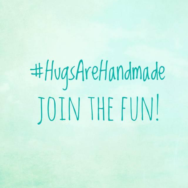 Hey there lovelies! hugsarehandmade is one way to spread lovelinesshellip