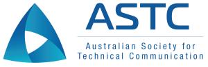 Logo for Australian Society for Technical Communication