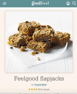 Flapjack website recipe example 4