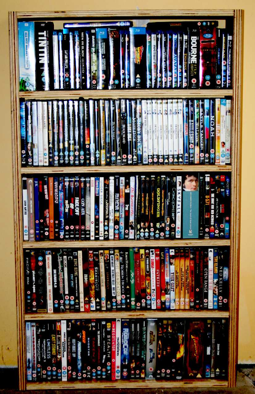 Dvd Cabinets With Doors