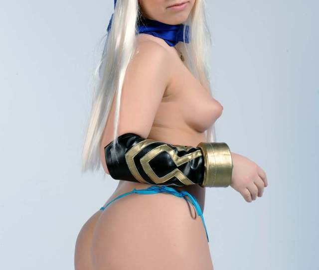 Ashe League Of Legend Cosplay