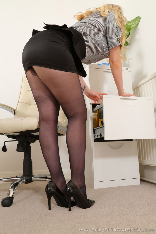 Emma Rachael Secretary Lust Only Tease