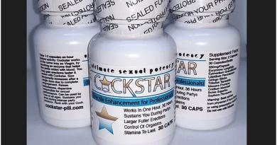 Cockstar Pill