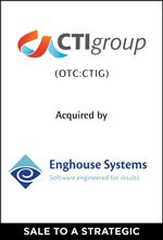 CTIgroup acquired by Enghouse Systems