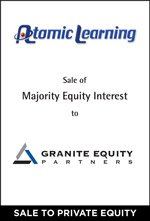 Atomic Learning Selects Granite Equity as Growth Partner