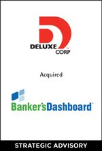 Deluxe Corporation acquires Banker's Dashboard