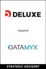 Deluxe Acquired Datamyx
