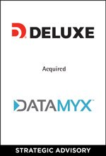 Deluxe Corp. acquired Datamyx