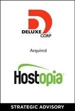 Deluxe Corp. acquired Hostopia