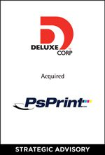 Deluxe Acquires PSPrint