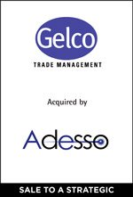 Adesso and Gelco Merge to Lead TPM Market
