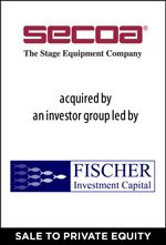 Secoa acquired by an investor group led by Fischer Investment Capital