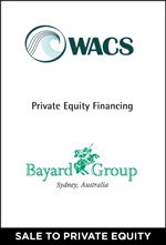 Bayard Makes Strategic Investment in WACS