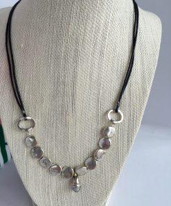 Faceted Opal Pendant