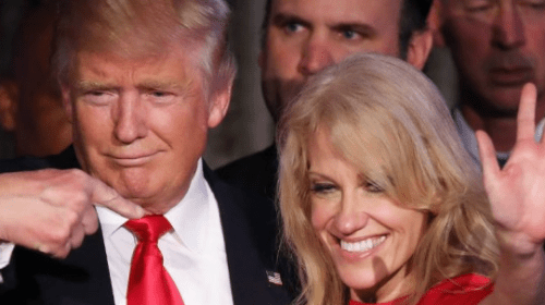 Tolerance, Liberal Style: Kellyanne Conway Struggles to Find D.C. Schools for 4 Kids