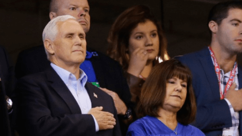 Mike Pence, mocked for principles the left just can't fathom