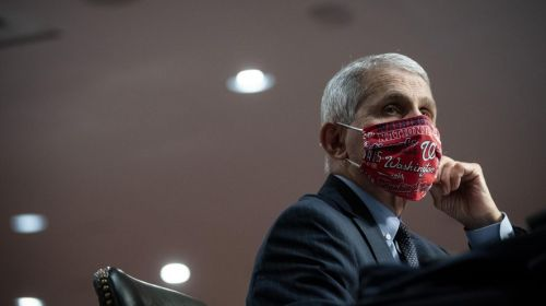 Dr. Anthony Fauci, citing 'mucosa,' now wants goggles, face shields