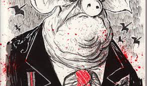 GOP pigs go full 'Animal Farm' and stab Trump in the back