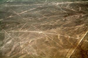 Nazca Lines , The Hummingbird