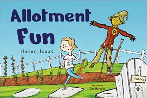 children's gardening book