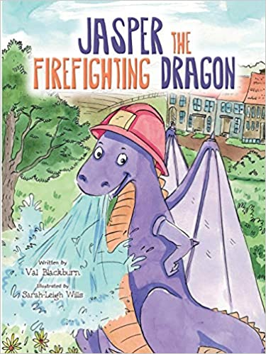 Jasper the Firefighting Dragon