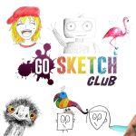 Go Sketch club