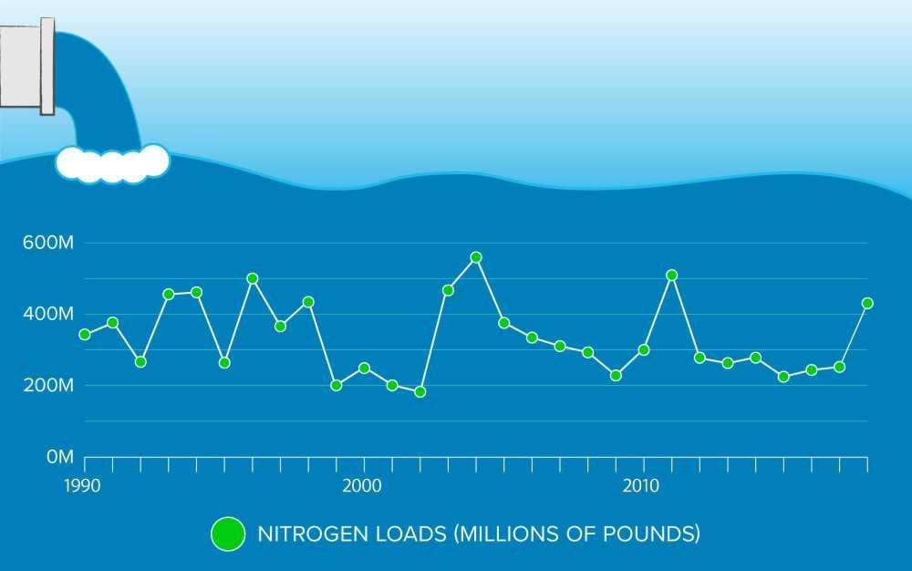 medium resolution of nitrogen pollution