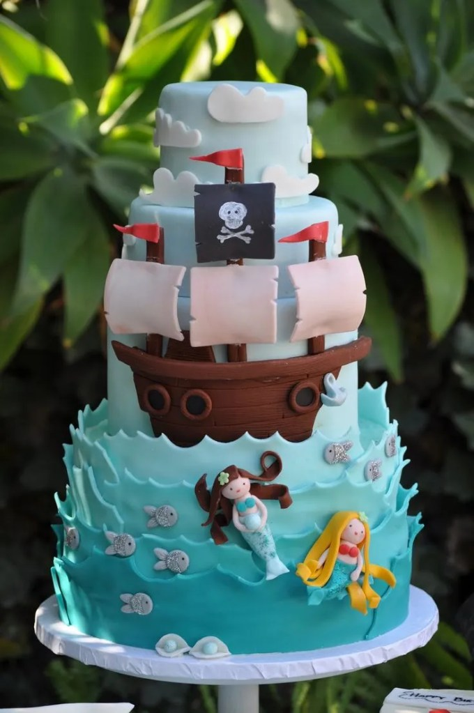 Groovy Pirate Birthday Cake Ideas Pirate Adventures On The Chesapeake Funny Birthday Cards Online Alyptdamsfinfo